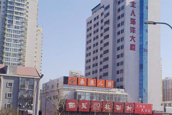 新东方朝阳北人校区 地址 地图 路线-北京新东方学校