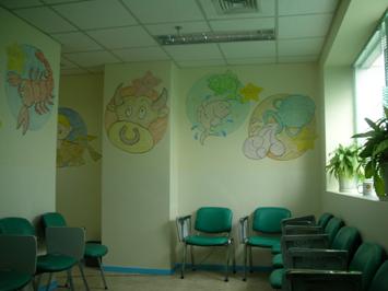 英语墙面设计图